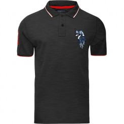 Tricou polo big logo